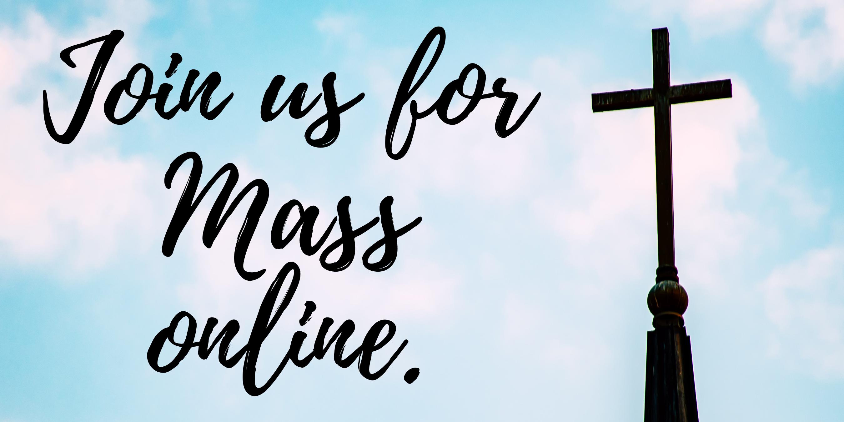 Smaller Mass Online Banner