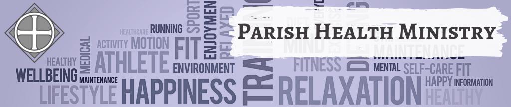 Parish Health Ministry Banner